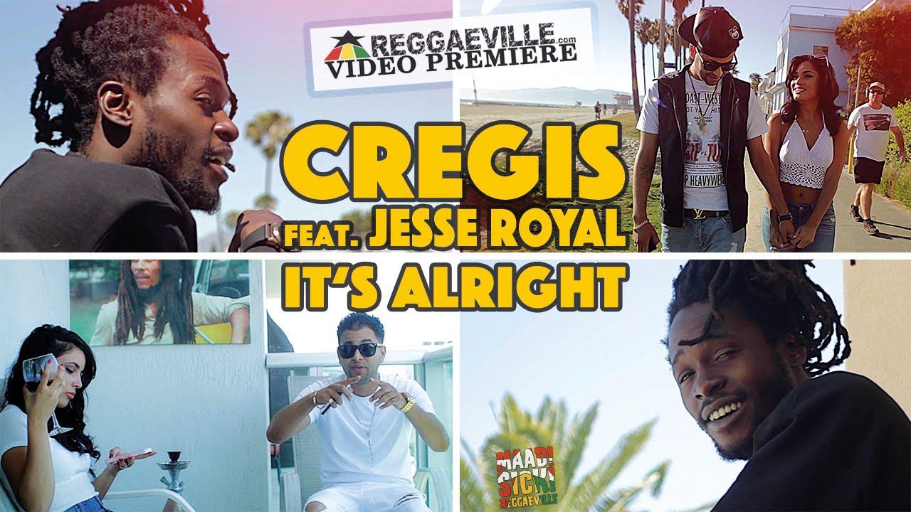 Cregis feat. Jesse Royal - It's Alright [1/19/2016]