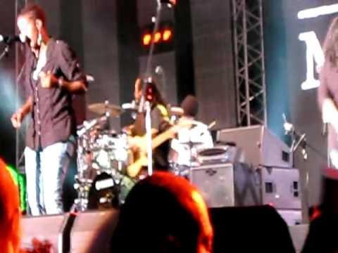 Damian Marley @Jamaica Jazz & Blues [1/28/2012]
