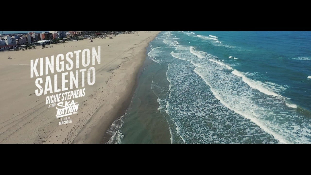 Kingston Salento - Richie Stephens & the Ska Nation Band feat. Rankin Lele, Papa Leu [7/1/2017]
