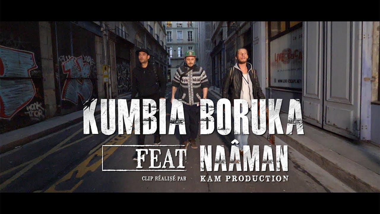 Kumbia Boruka feat. Naâman - Se Siente La Kumbia [3/23/2018]