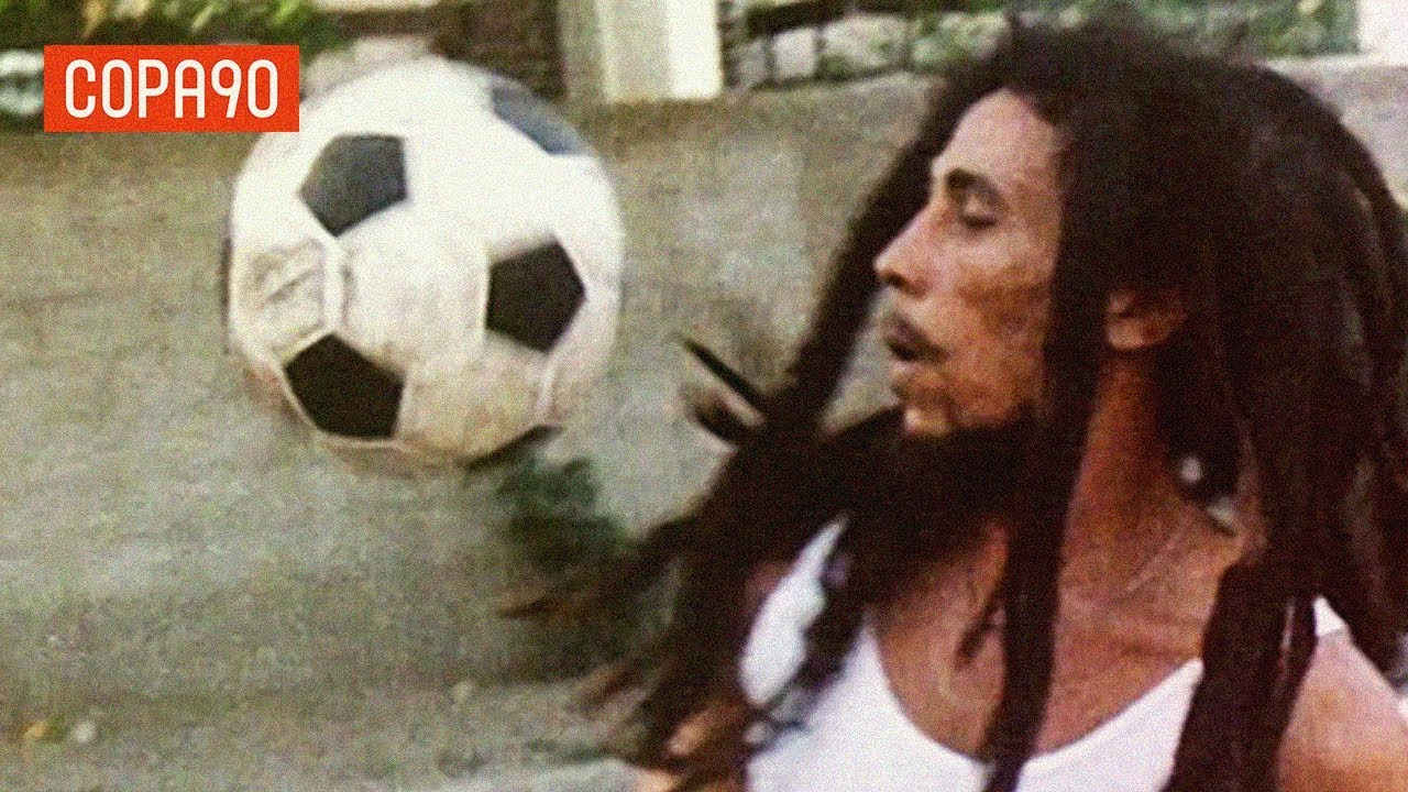 Bob Marley And The Beautiful Game (COPA90 Documentary) [12/12/2018]