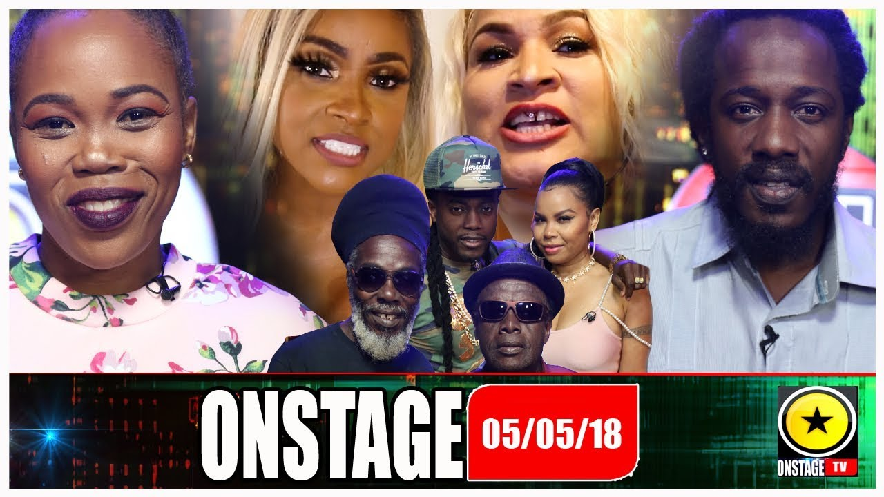 Queen Ifrica, Ce'Cile & Kiprich @ Onstage TV [5/5/2018]