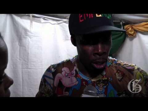Interviews: Shabba Ranks & Tarrus Riley @Sumfest [7/20/2012]