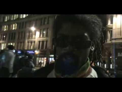 Solo Banton, YT & Kris Kemist @ Occupy London [10/29/2011]