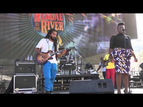 Etana - Redemption Song @ Reggae On The River 2014 [8/2/2014]