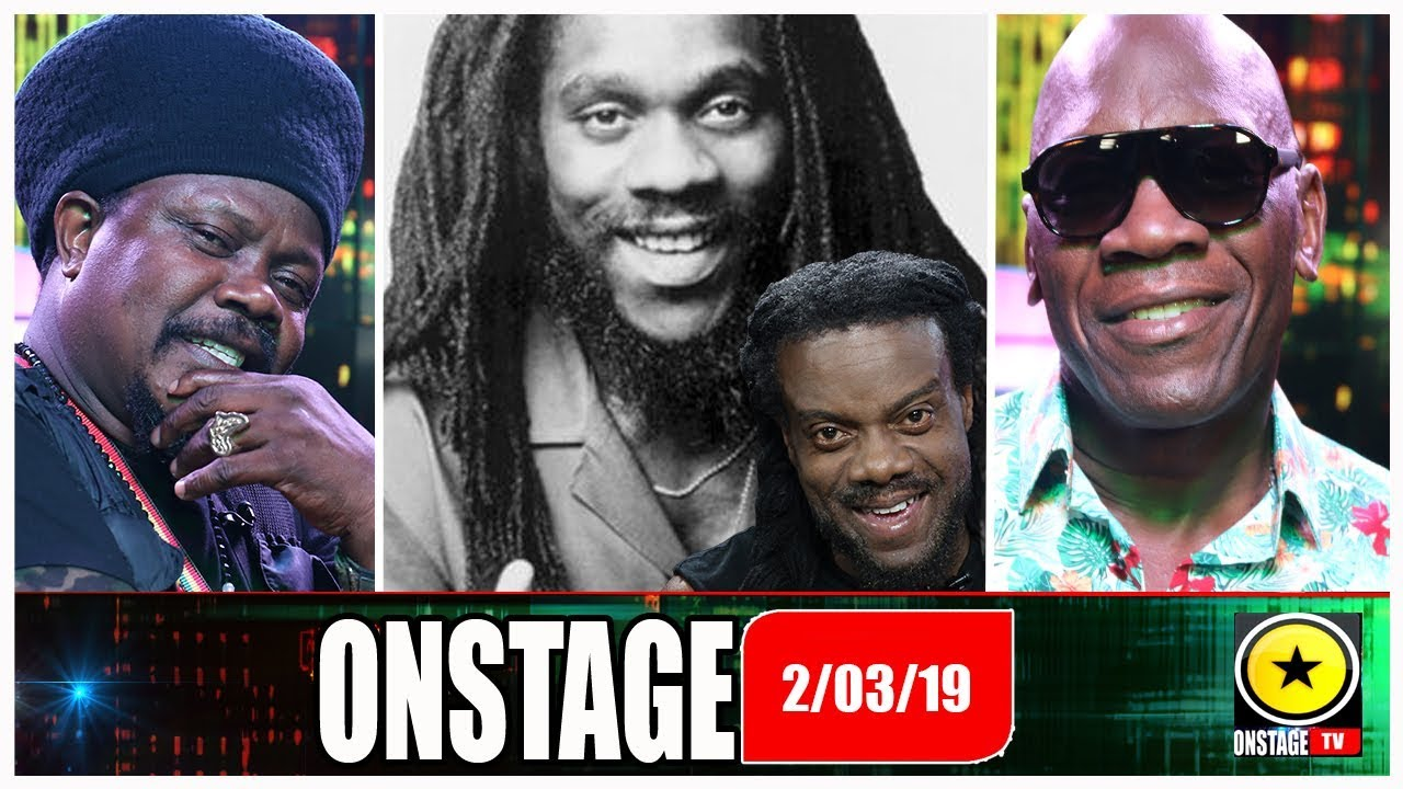 Dennis Brown Tribute feat. Luciano, George Nooks, Chester @ OnStage TV [3/2/2019]