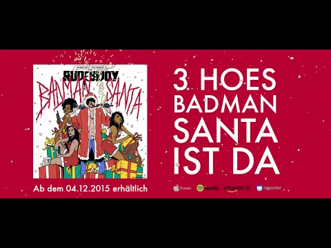Rudebwoy - Badman Santa (Lyric Video) [12/4/2015]