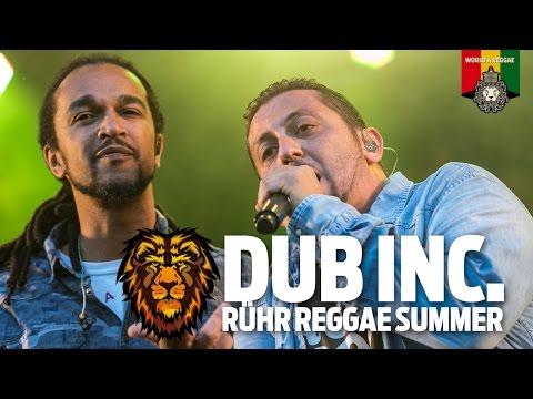 Dub Inc in Dortmund, Germany @ Ruhr Reggae Summer Dortmund 2015 [6/7/2015]