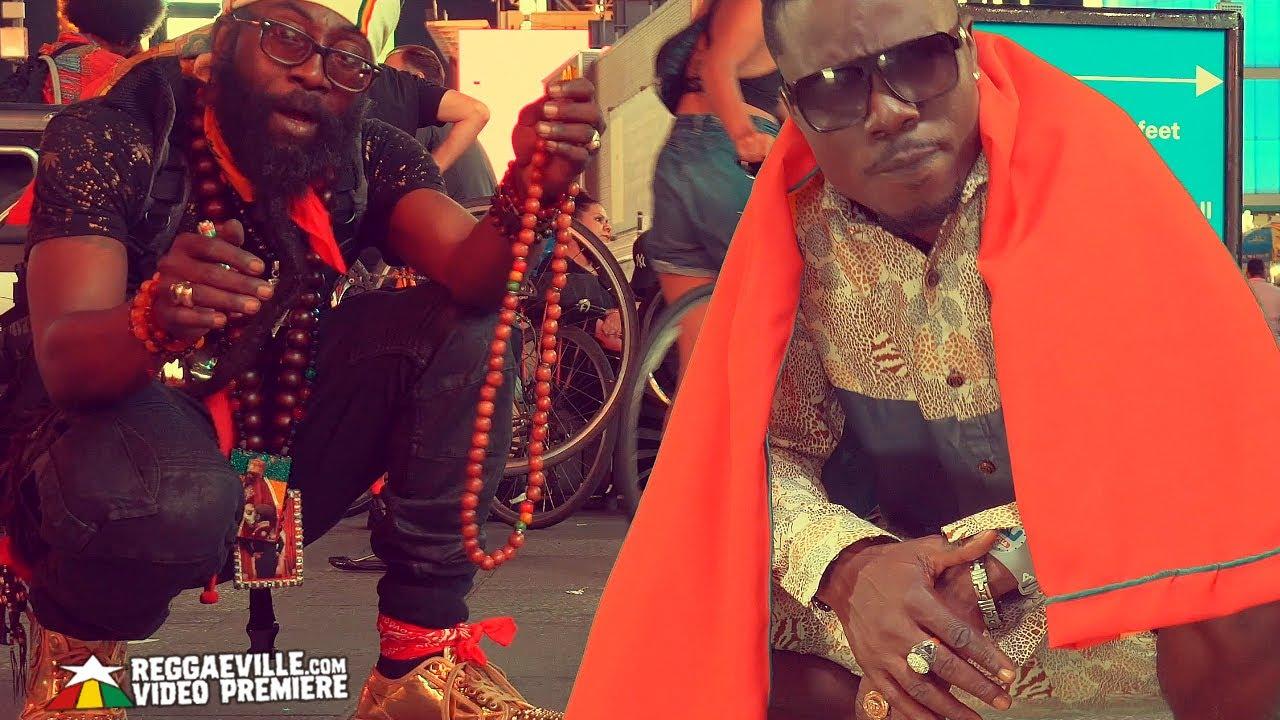 Jah Myhrakle feat. Singjay - Greedy Life [9/30/2020]