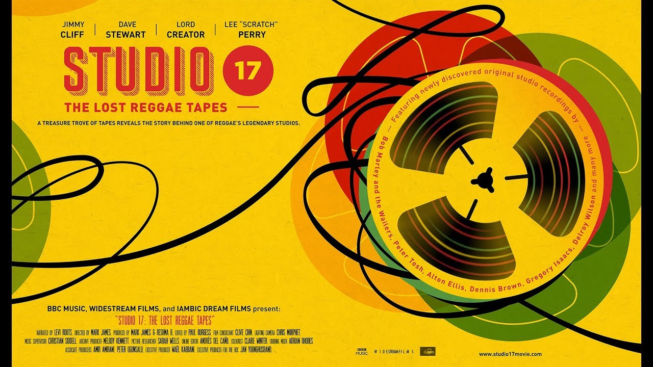 Studio17 - The Lost Reggae Tapes (Trailer) [9/12/2019]