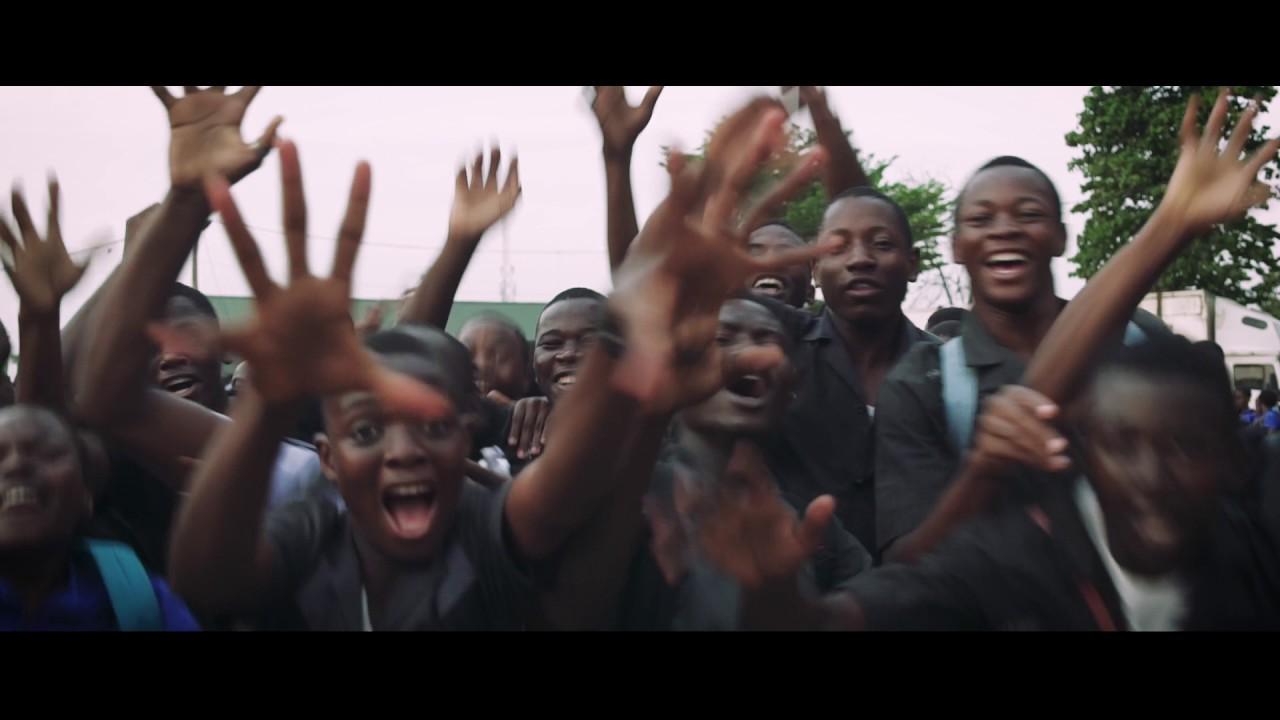 Nosliw on Reggae Schule Tour in Africa [11/22/2016]