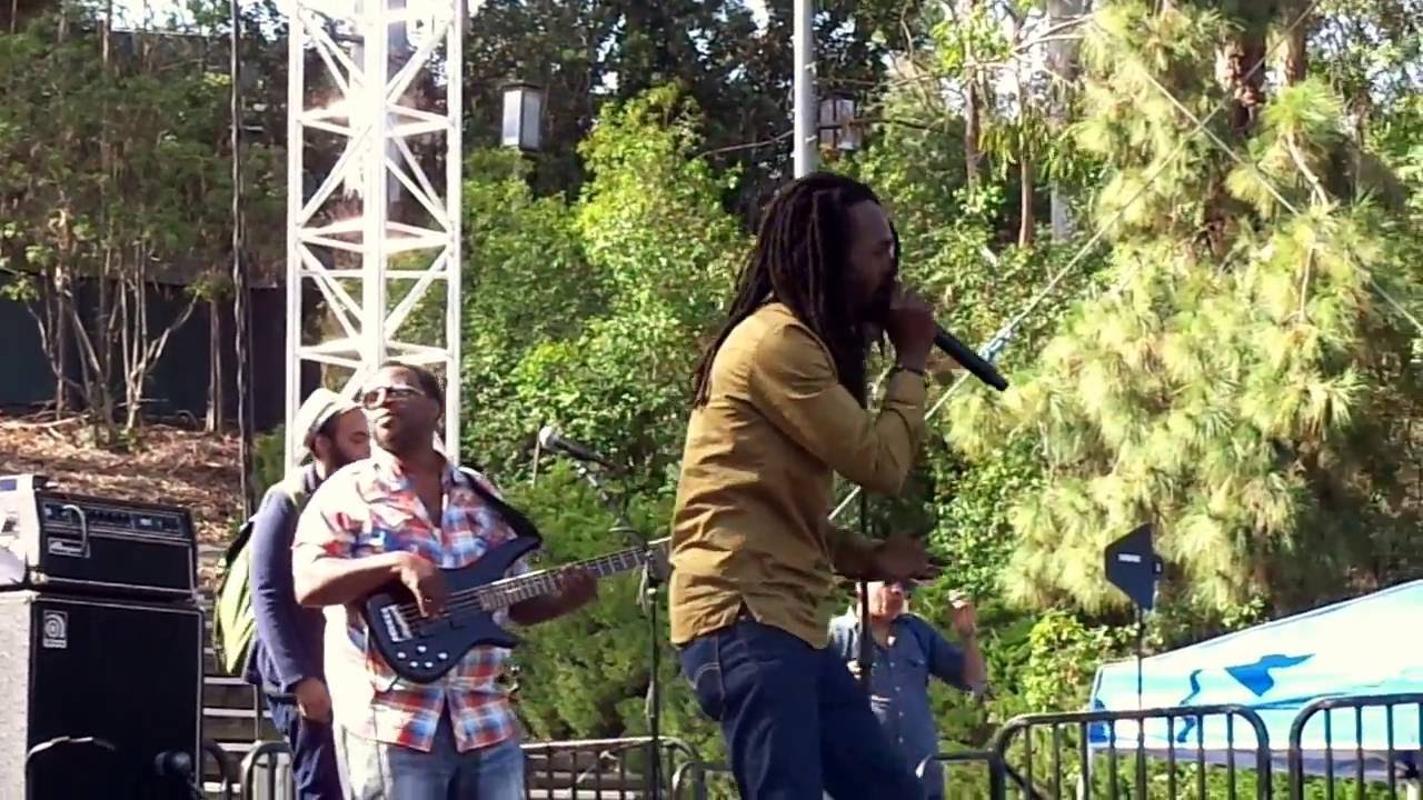 Jesse Royal - Modern Day Judas in Los Angeles, CA, USA @ Jazz Reggae Festival 2016 [5/30/2016]