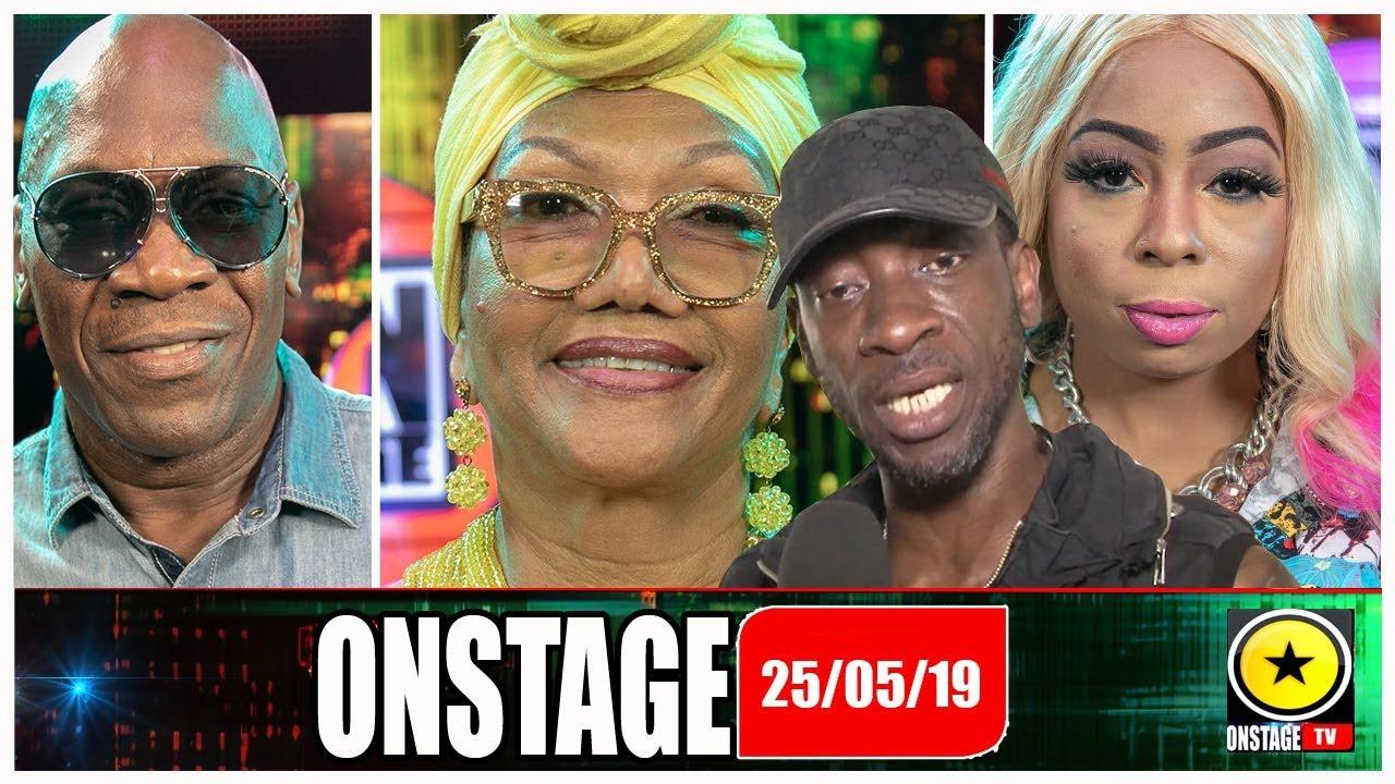 Marcia Griffiths, Lisa Hyper, Bounty Killer, George Nooks @ OnStage TV [5/26/2019]