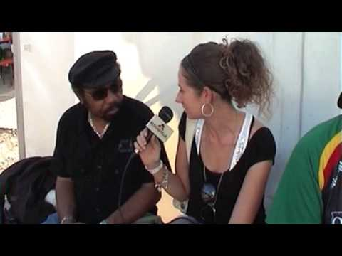 Fully Fullwood - Interview @ Chiemsee Reggae Summer [8/16/2009]