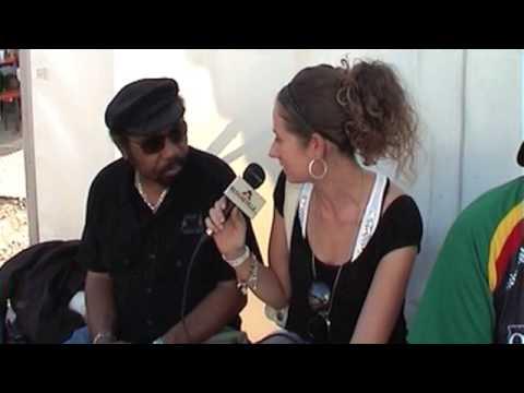 Fully Fullwood - Interview @Chiemsee Reggae Summer [8/16/2009]