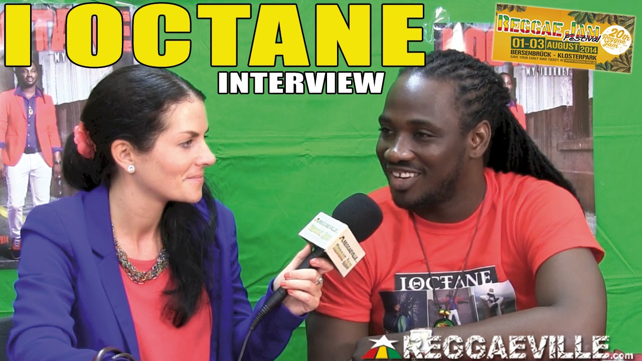Interview with I Octane @ Reggae Jam [8/3/2014]