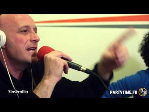 Sinsemilia - Freestyle @ Party Time Radio [3/22/2015]
