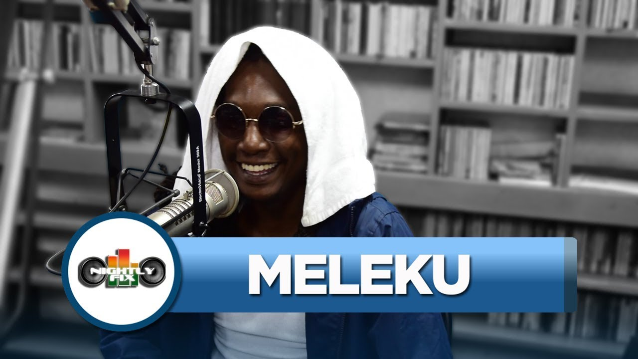 Meleku Interview @ Nightly Fix [4/27/2018]