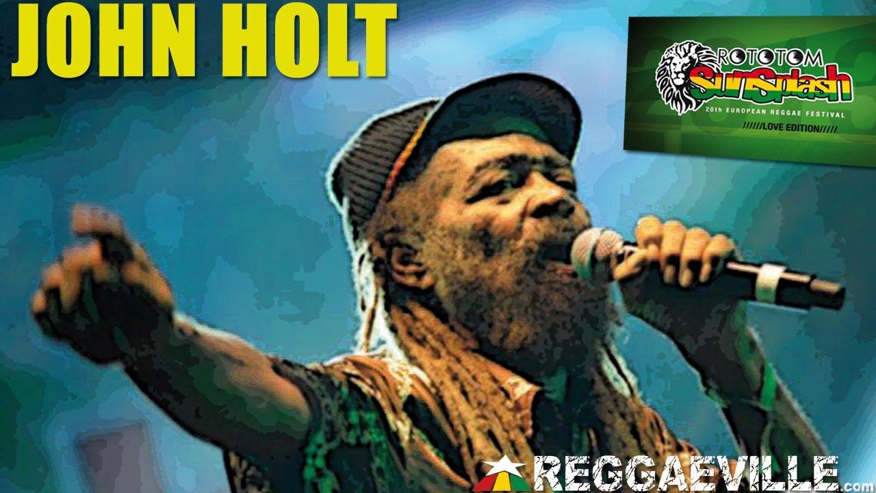 John Holt - Tribal War @ Rototom Sunsplash 2013 [8/23/2013]