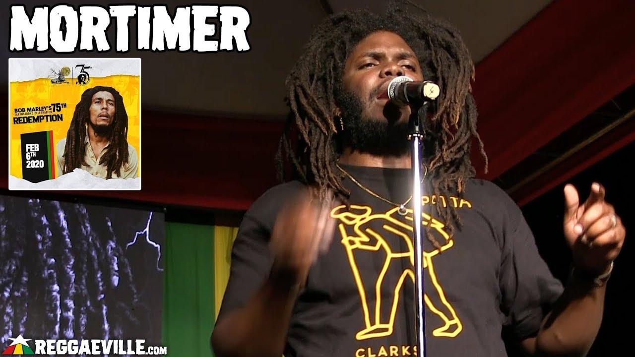 Mortimer @ Bob Marley 75th Earthstrong Celebration in Kingston, Jamaica [2/6/2020]