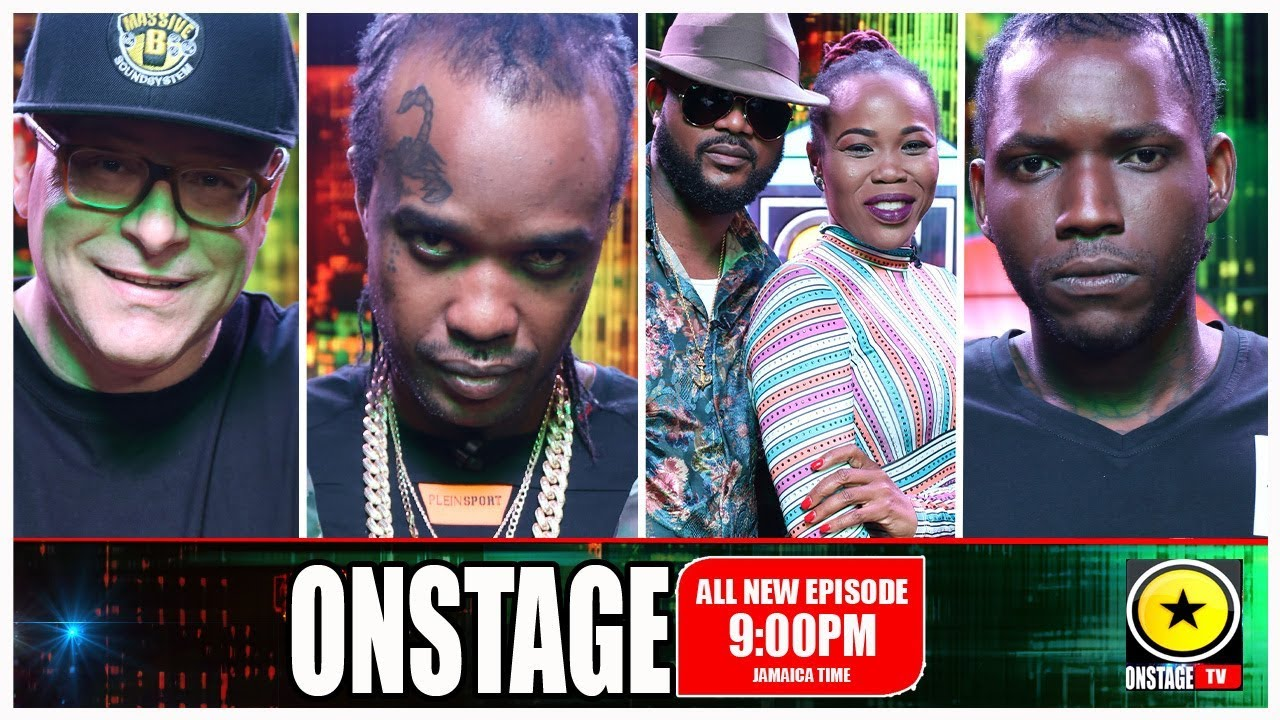 Tommy Lee, Gage, Queen Ifrica, Bobby Konders, Milton Wray @ Onstage TV [11/24/2018]