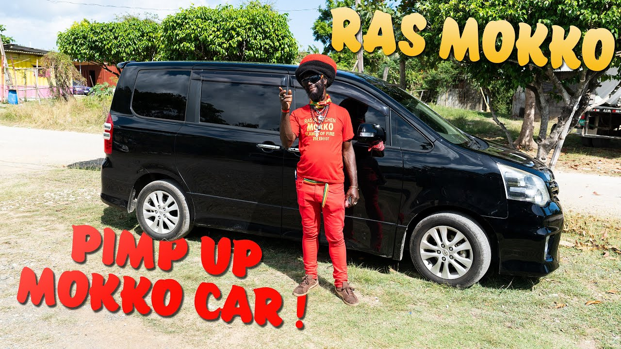 Backpacking Simon - Pimping Up Mokko's Car [5/30/2021]