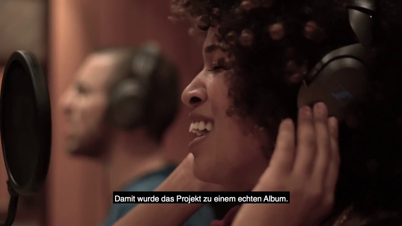 Shanti Powa working on 3rd album @ Little Big Beat Studios (EPK) [3/6/2018]