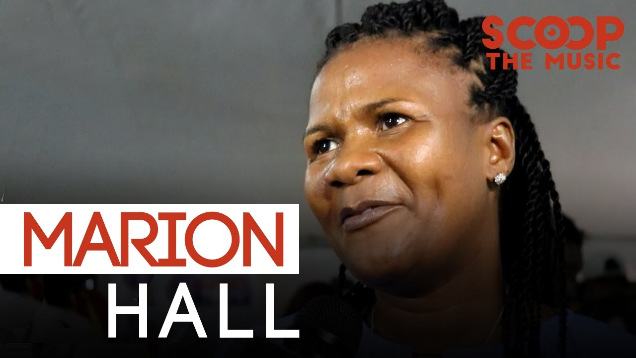 Interview with Minister Marion Hall aka Lady Saw @ Rebel Salute 2017 (Scoop The Music TV) [1/13/2017]