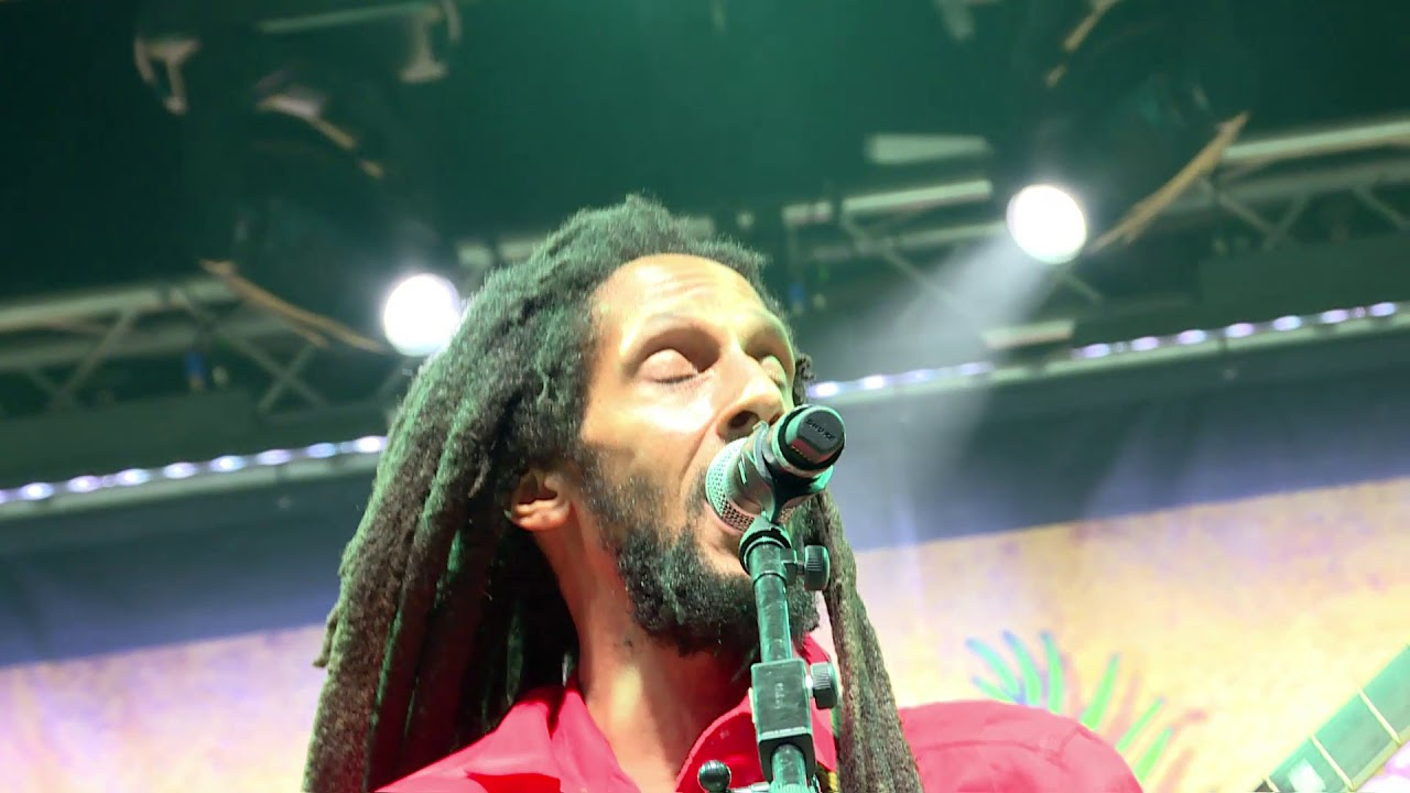 Julian Marley & The Uprising @Rototom Sunsplash 2018 [8/16/2018]