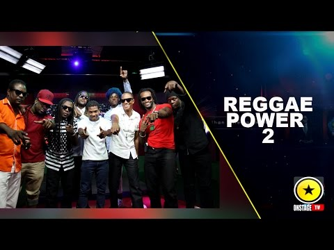 All Star Lineup for Reggae Power 2 @ Onstage TV [9/26/2015]