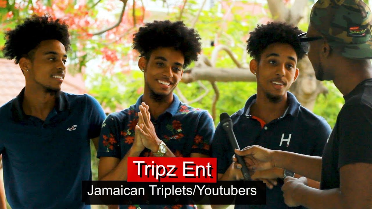 Jamaican Triplets Compete For Shenseea's Love, Dating The Same Girls & UWI LIfe (Dutty Berry Show) [11/17/2019]