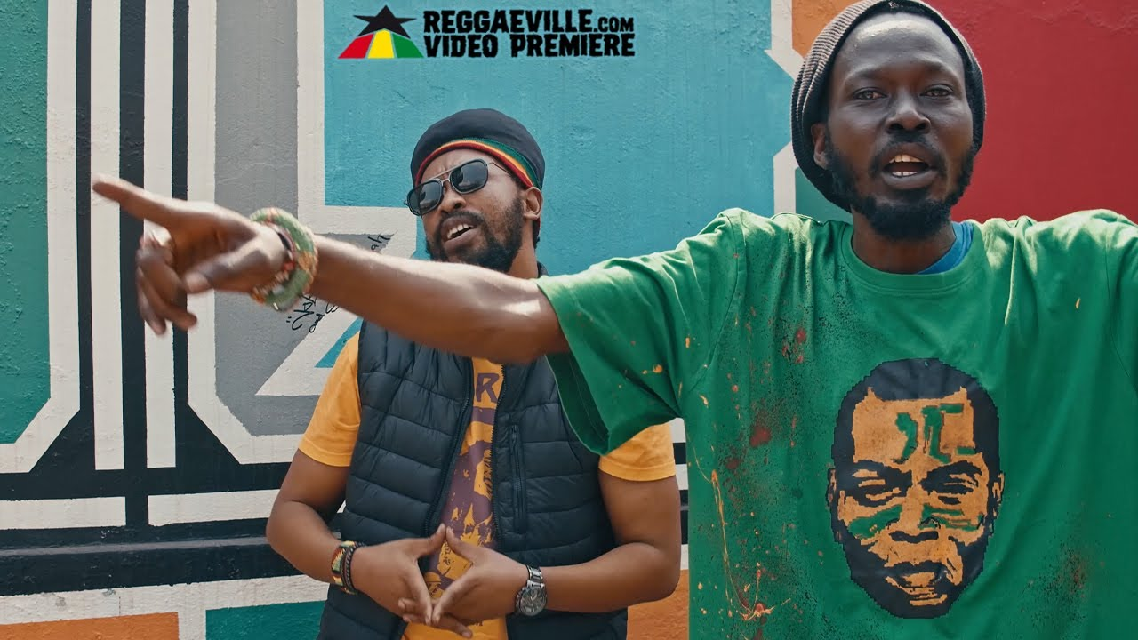 Vaga Vybz feat. Blessed San - African People [9/25/2020]