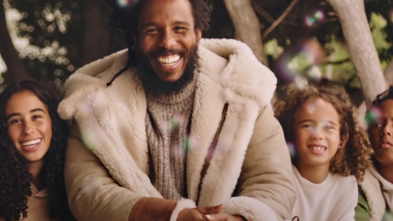 The Marley Family @ The UGG Holiday 2019 Campaign [11/14/2019]