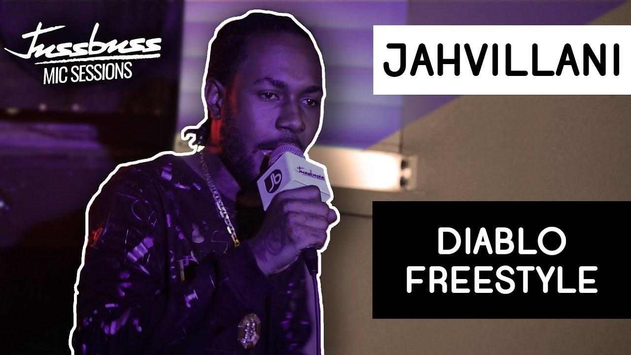 Jahvillani - Diablo Freestyle @ Jussbuss Mic Sessions [7/24/2019]