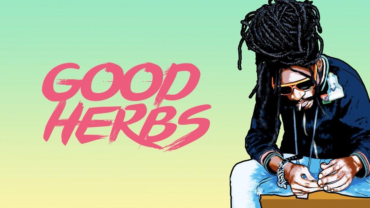Perfect Giddimani & Jimmy Splif Sound - Good Herbs (Lyric Video) [8/1/2020]