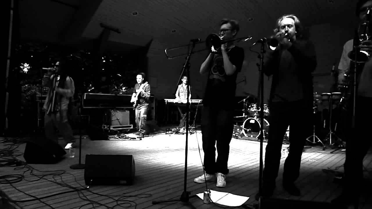 First Light Band - No Lies @ Rebel Music Festival [8/3/2012]