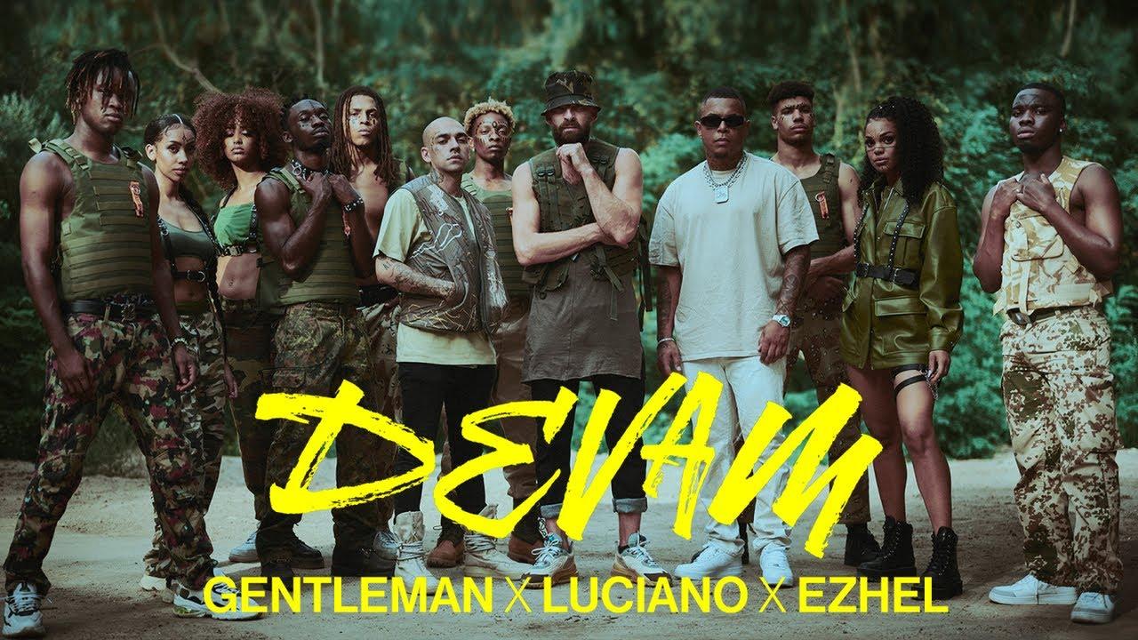 Gentleman feat. Luciano & Ezhel - Devam [9/18/2020]