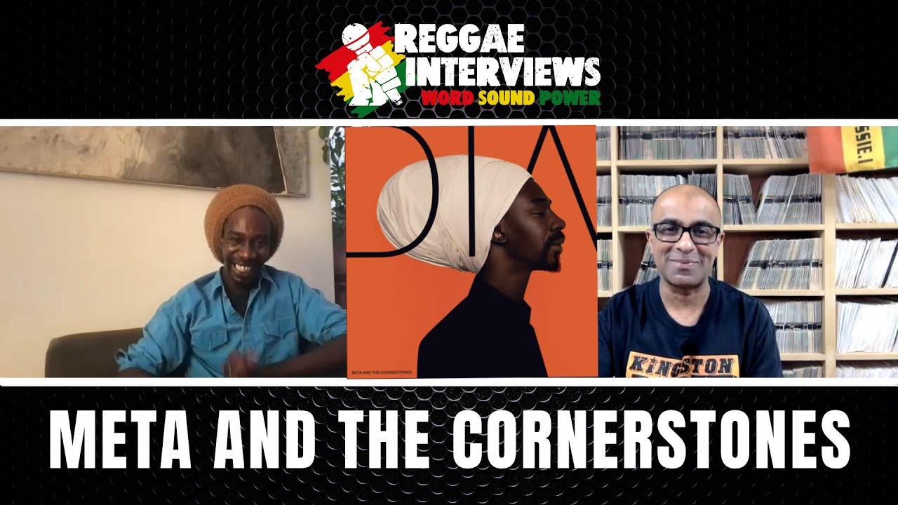 Meta Dia @ Reggae Interview [9/25/2021]