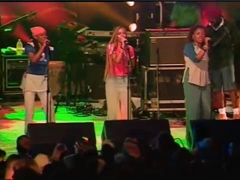 Ziggy Marley & The Melody Makers - Brothers & Sisters in Pompano Beach, FL, USA [8/19/2000]