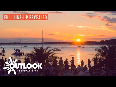 Outlook Festival 2015 - Full Line-up Announcement [4/15/2015]