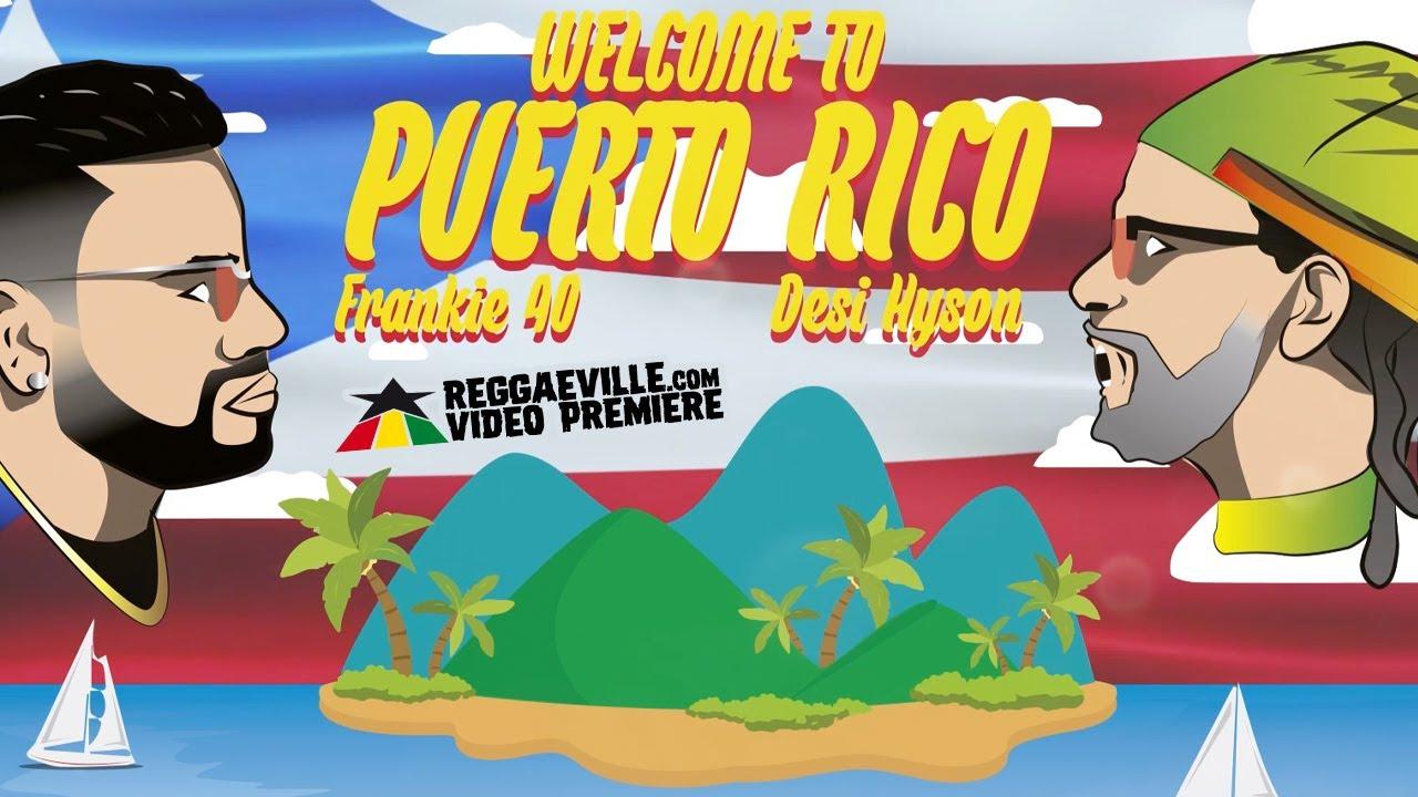 Empresarios feat. Desi Hyson - Welcome To Puerto Rico [9/15/2021]