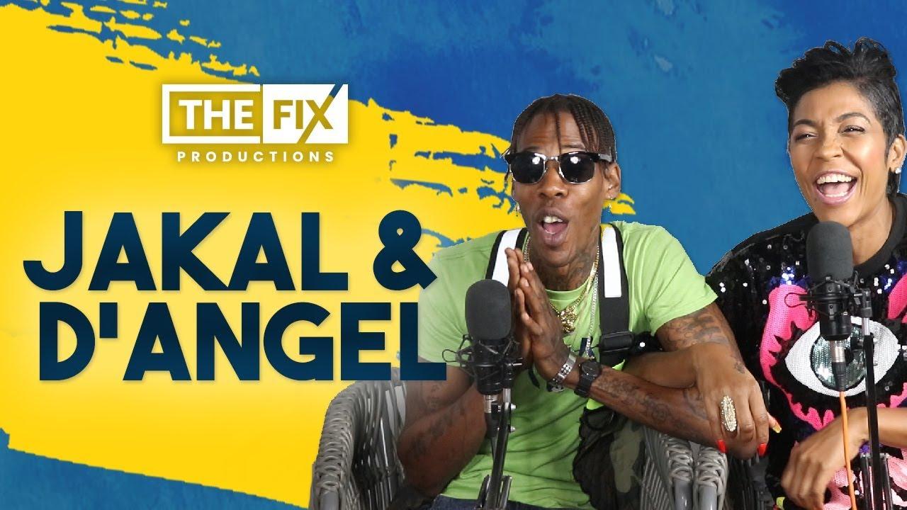 Jakal & D'Angel Interview @ The Fix [11/13/2019]