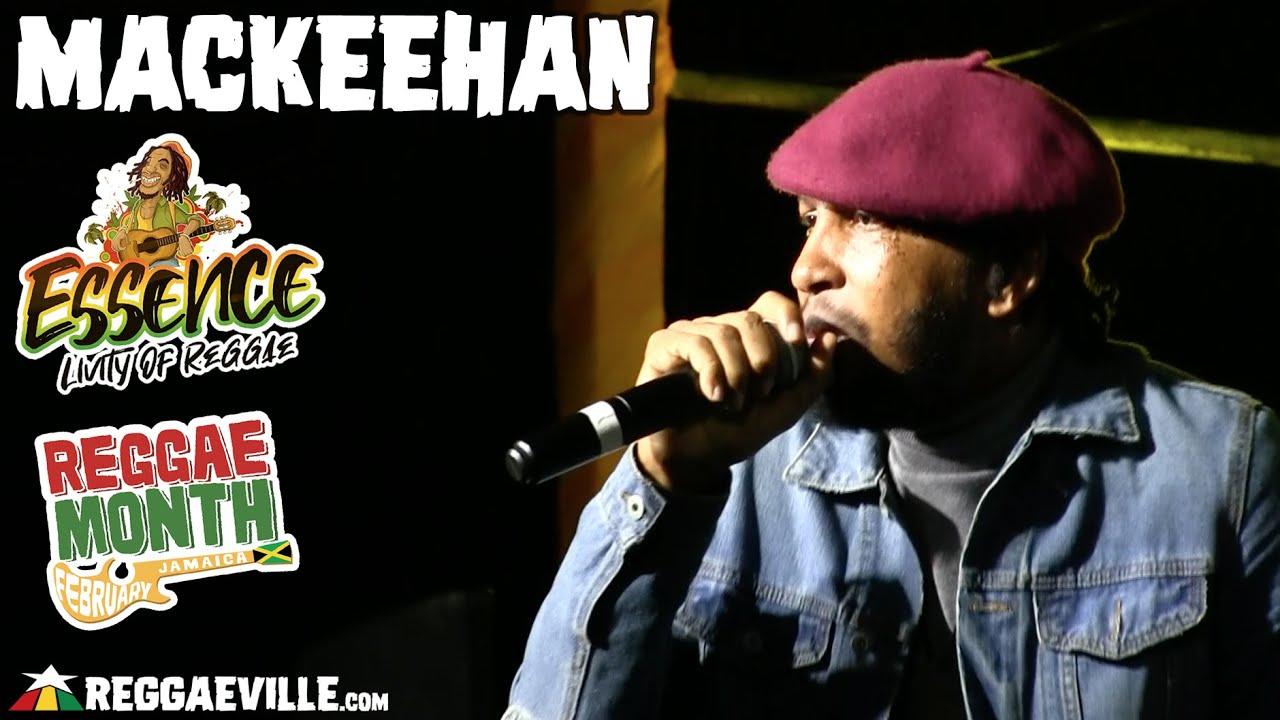 Mackeehan in Kingston, Jamaica @ Essence | Livity of Reggae 2020 [2/2/2020]