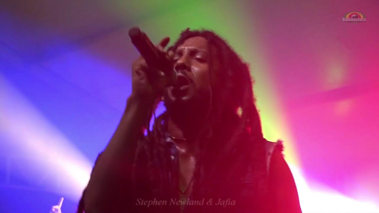 Stephen Newland & Jafia - Marching On @ Reggae na Piaskach 2017 [7/21/2017]