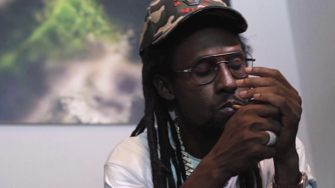 Jahki Revi feat. Jah Cure - Marijuana In The Morning [3/18/2020]