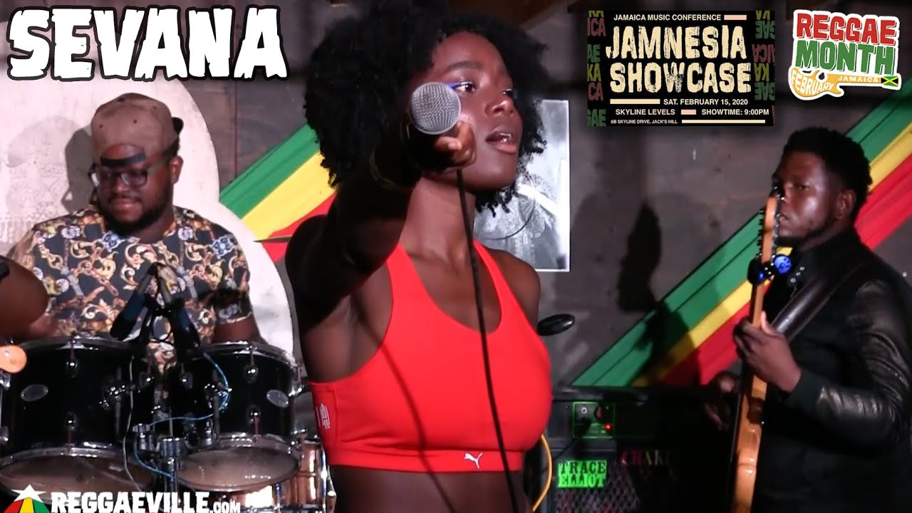 Sevana in Jamaica @ Jamnesia Showcase 2020 [2/15/2020]