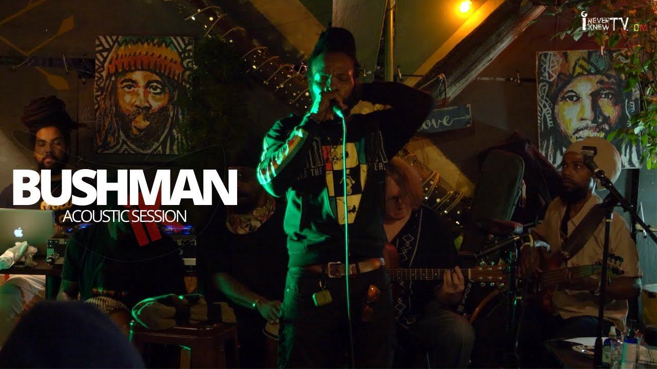 Bushman in Brooklyn, NY @ Ital Kitchen Session [9/29/2021]