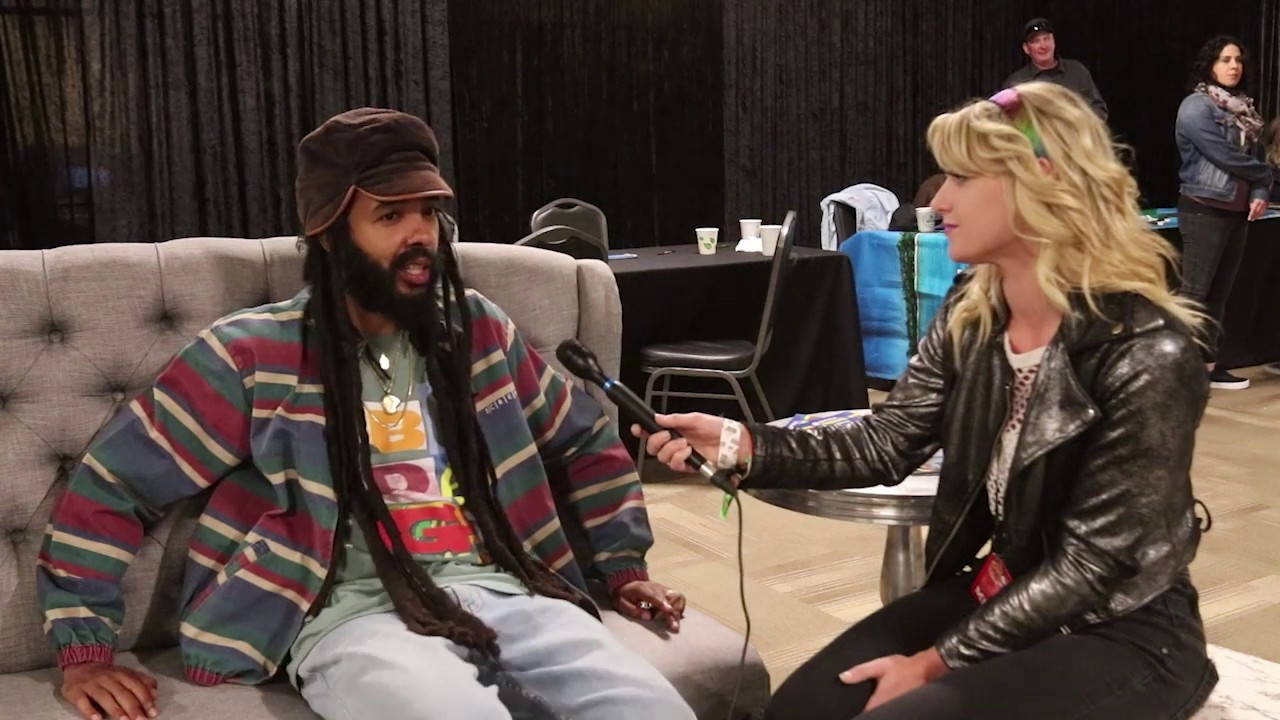 Protoje Interview @ California Roots Festival 2019 [5/26/2019]