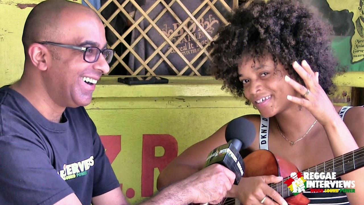 Lila Ike @ Reggae Interviews [3/11/2020]