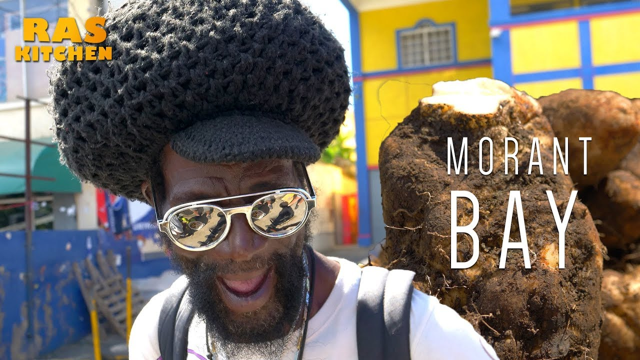 Ras Kitchen - Trip to Morant Bay, Jamaica! [1/4/2019]